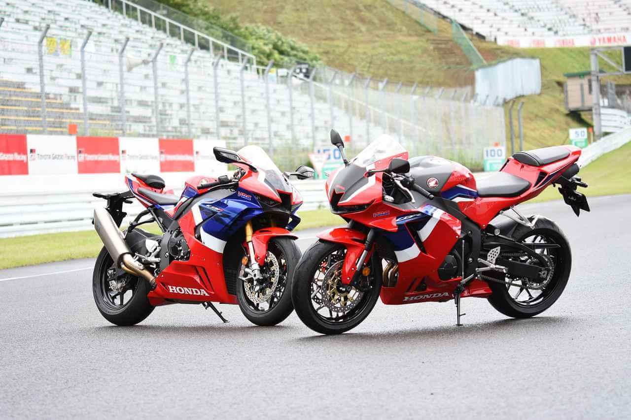 honda's new supersport - moto rider world