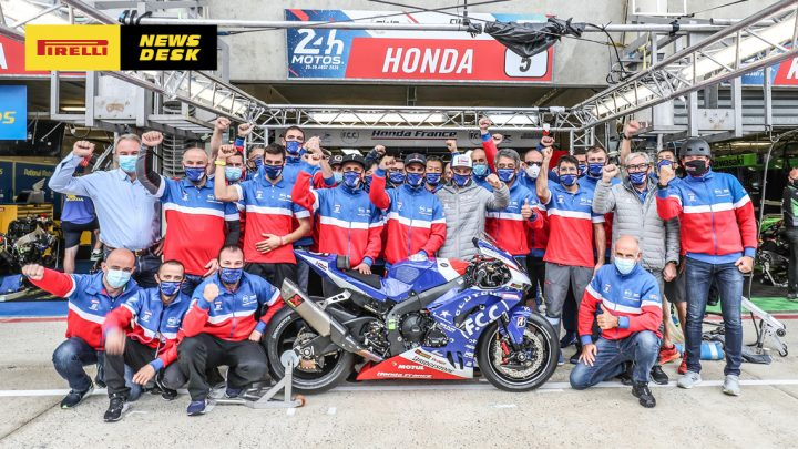 New FireBlade takes 24hour Le Mans Win