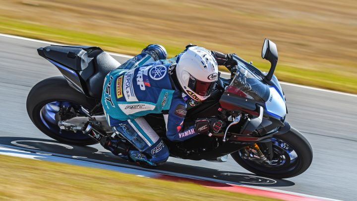 2020 Yamaha R1M onboard with Shez Morais