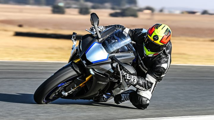 2020 Yamaha R1M test review