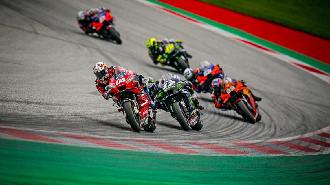 MotoGP 2020 so far: By Donovan Flugel