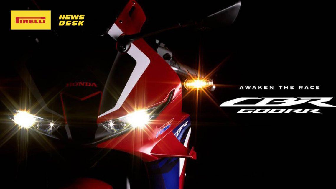 Honda's New Supersport