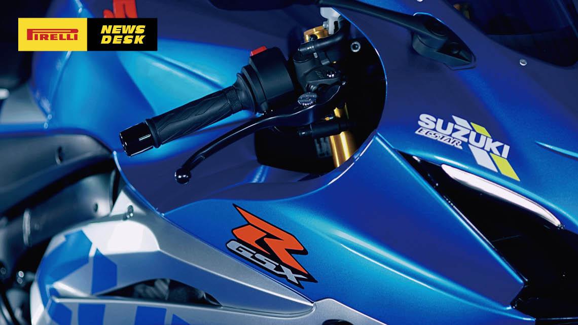 Suzuki announces its 100th Anniversary series