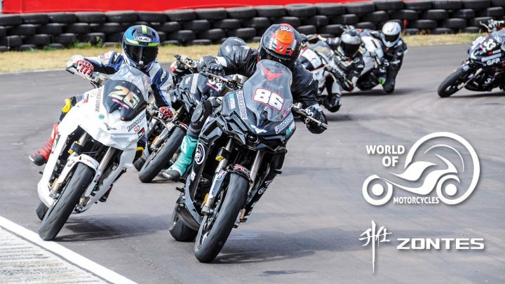 World of Motorcycles Zontes Cup Racing