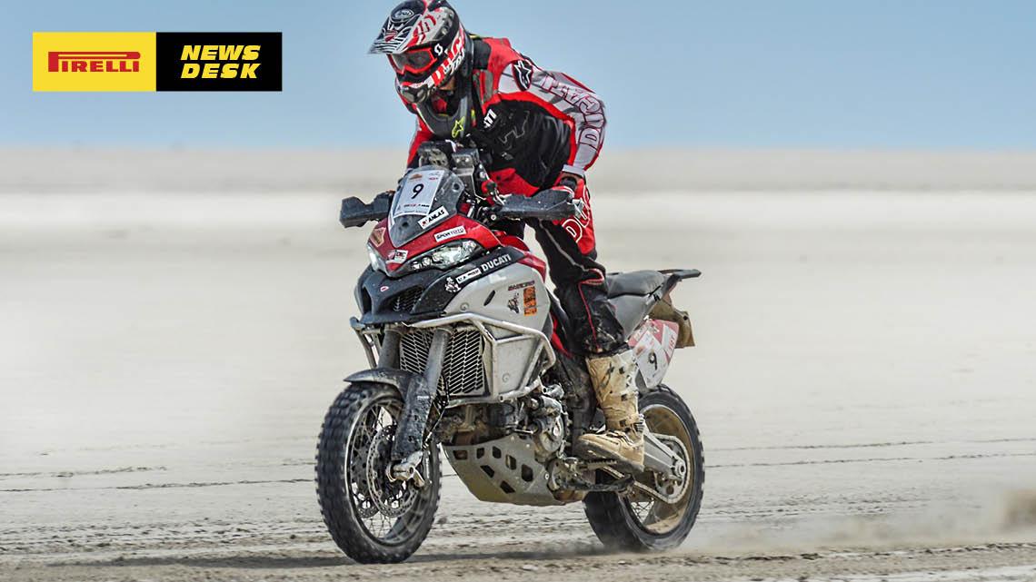 Ducati Multistrada conquers 2020 Transanatolia Rally