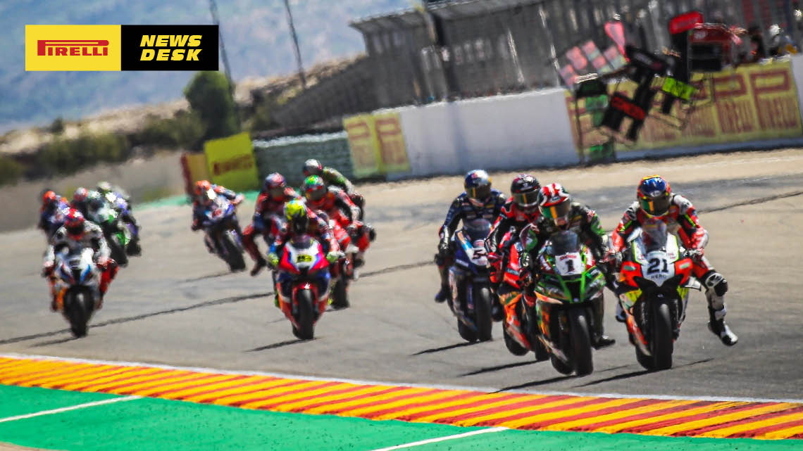 World SBK Pirelli Teruel Weekend Review