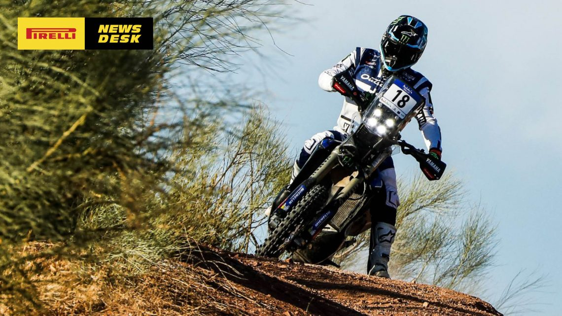Ross Branch Tops Andalucia Rally Stage Two