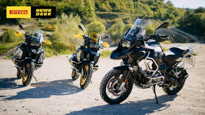 BMW presents new R 1250 GS and R 1250 GS Adventure.