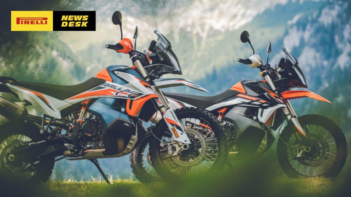 KTM reveals new 2021  890 Adventure R RALLY & 890 Adventure R