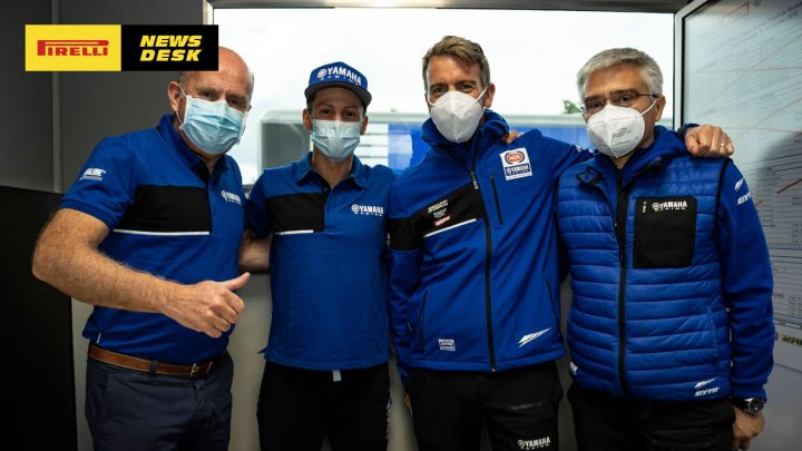 Exciting rider line-up for Yamaha World SBK in 2021