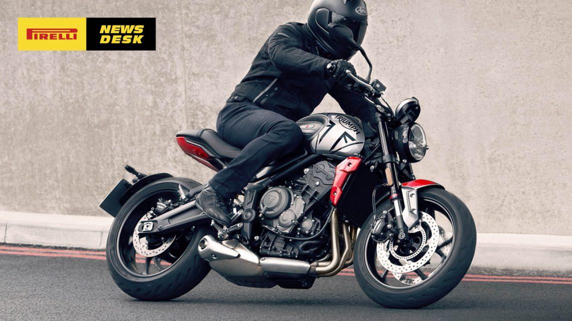 Triumph reveals all-new Triumph Trident 660
