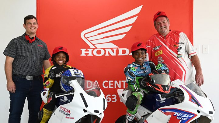 Honda Wing Centurion partner up with SAMRA