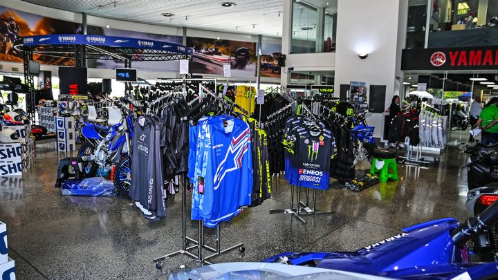 World of Yamaha Concept store opening