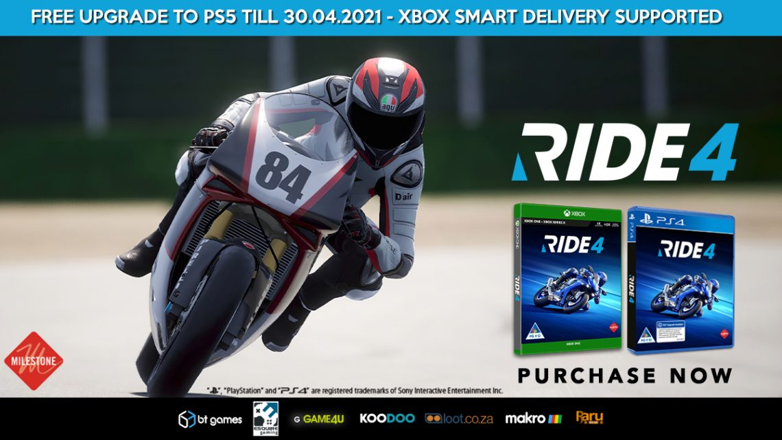 Ride 4 game review