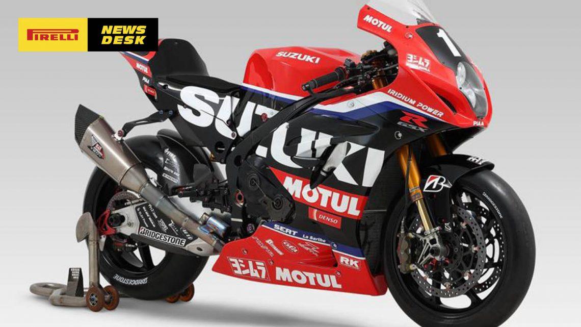Yoshi and Suzuki make factory team for EWC assault
