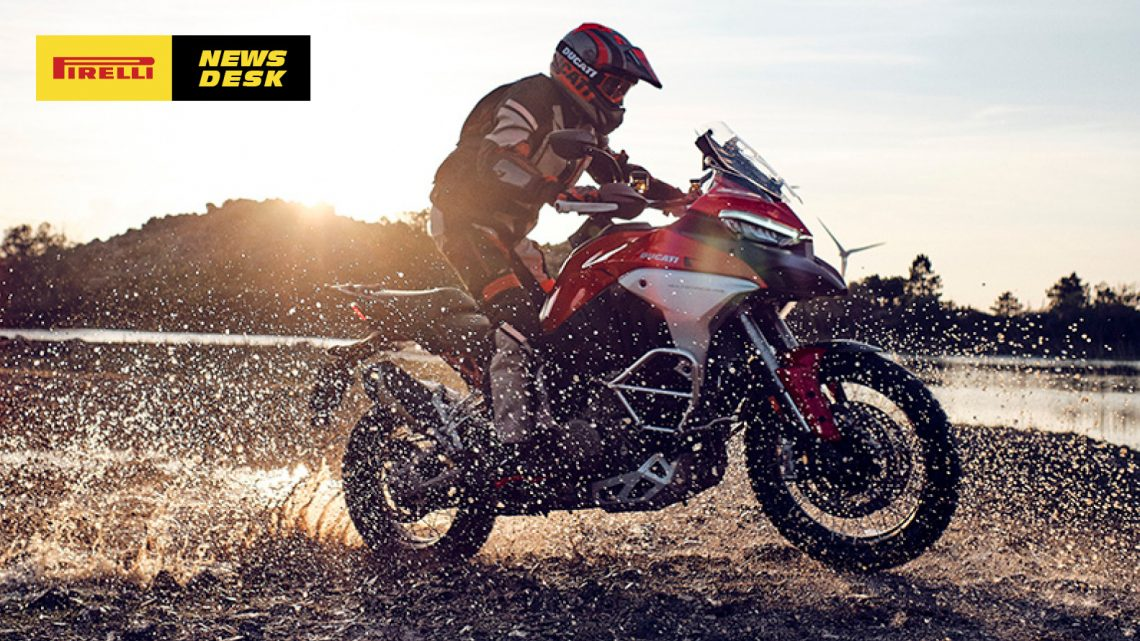 The Perfect Combination – Ducati's new Multistrada V4