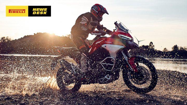 The Perfect Combination – Ducati's new Multistrada V4