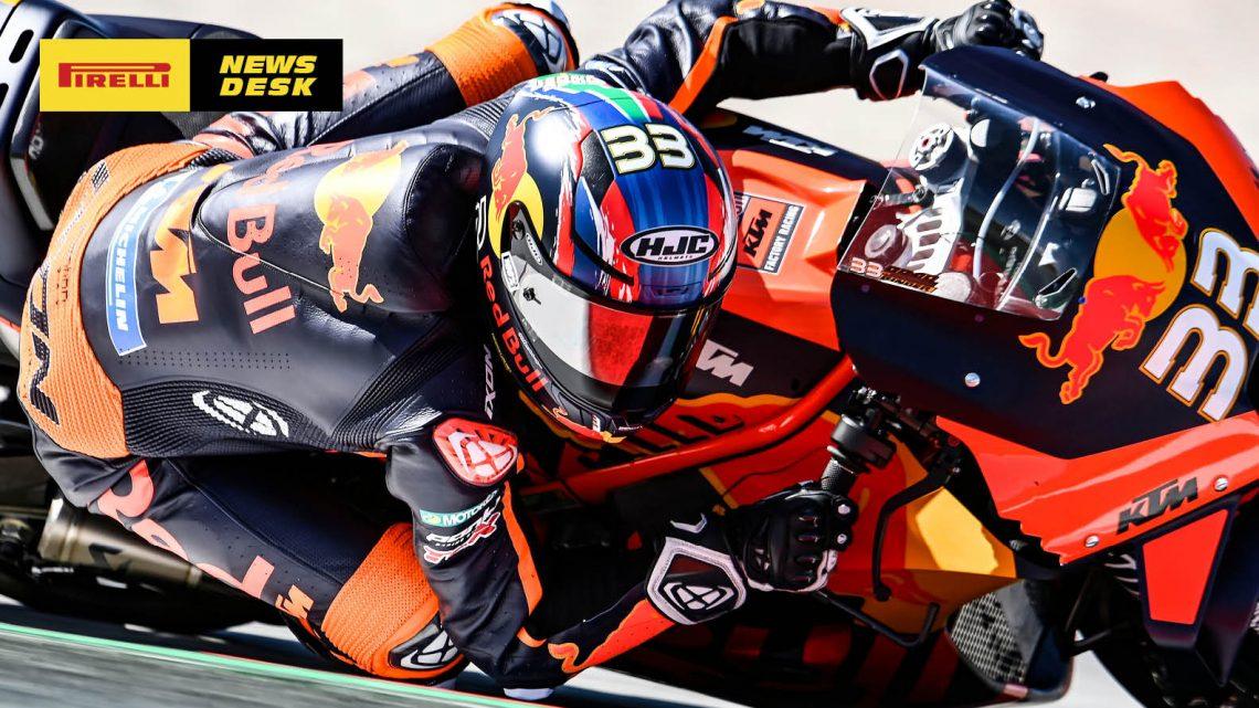 DOCUMENTARY: Watch meteoric rise of MotoGP star Binder on RBTV