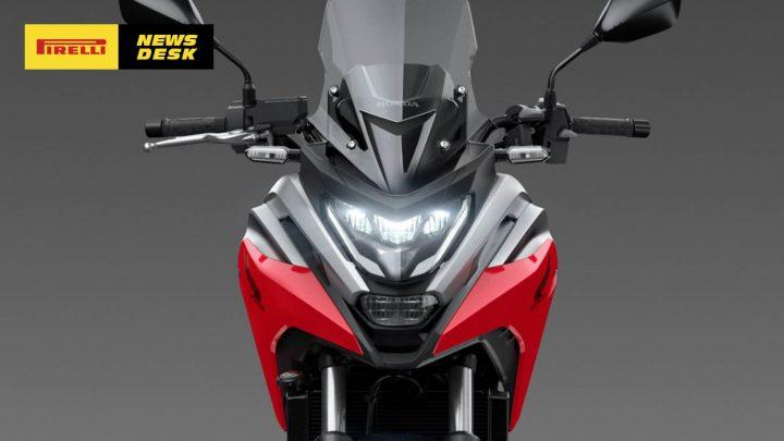 Honda reveals new NC750X