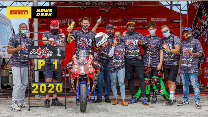 The Magnificent 7 – Seller wraps up another SA title