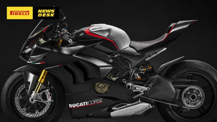 Ducati World Première: new SuperSport 950, Panigale V4 SP and Ducati TK-01RR