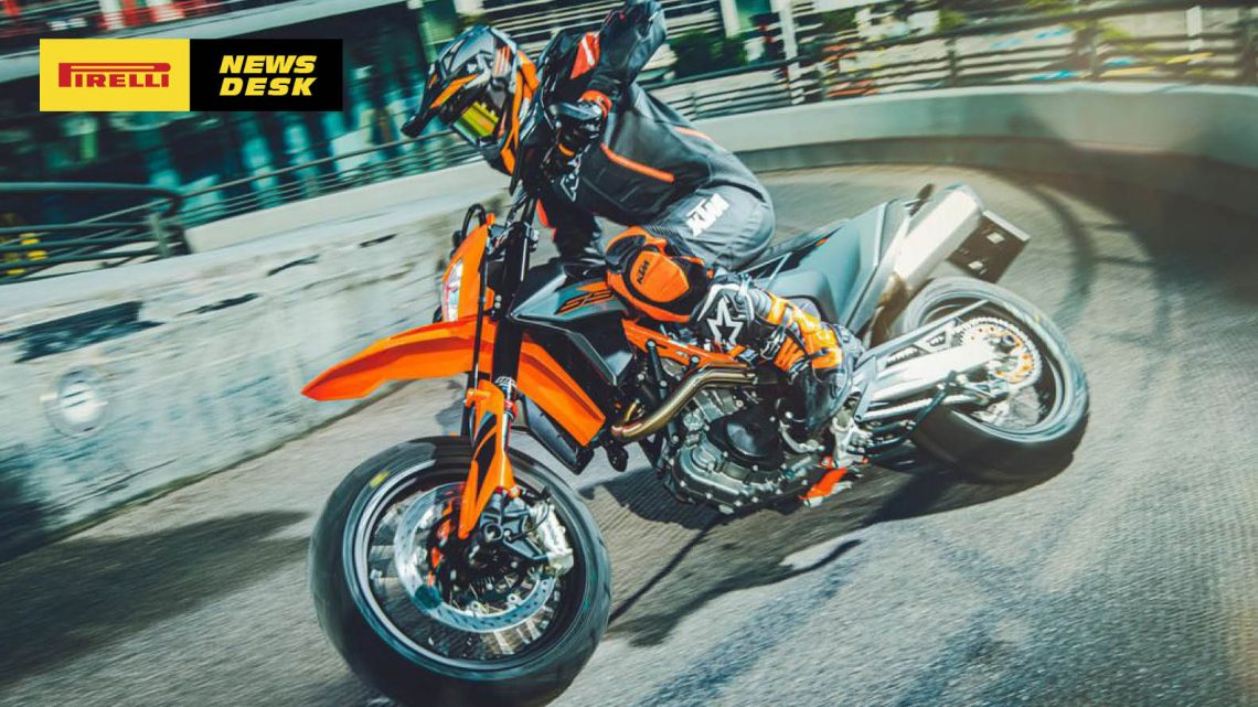 KTM UNVEILS EXCITING NEW 2021 690 ENDURO R AND 690 SMC R