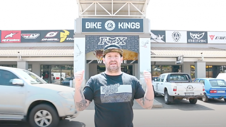 Bike Kings Pretoria shop visit