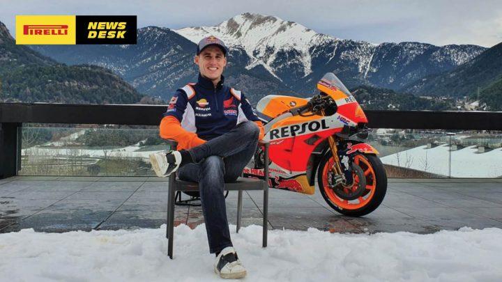 Pol Espargaro Repsol Honda Interview