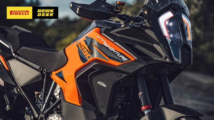 "KTM add more ""SUPER"" to their 1290 Super Adventure S"