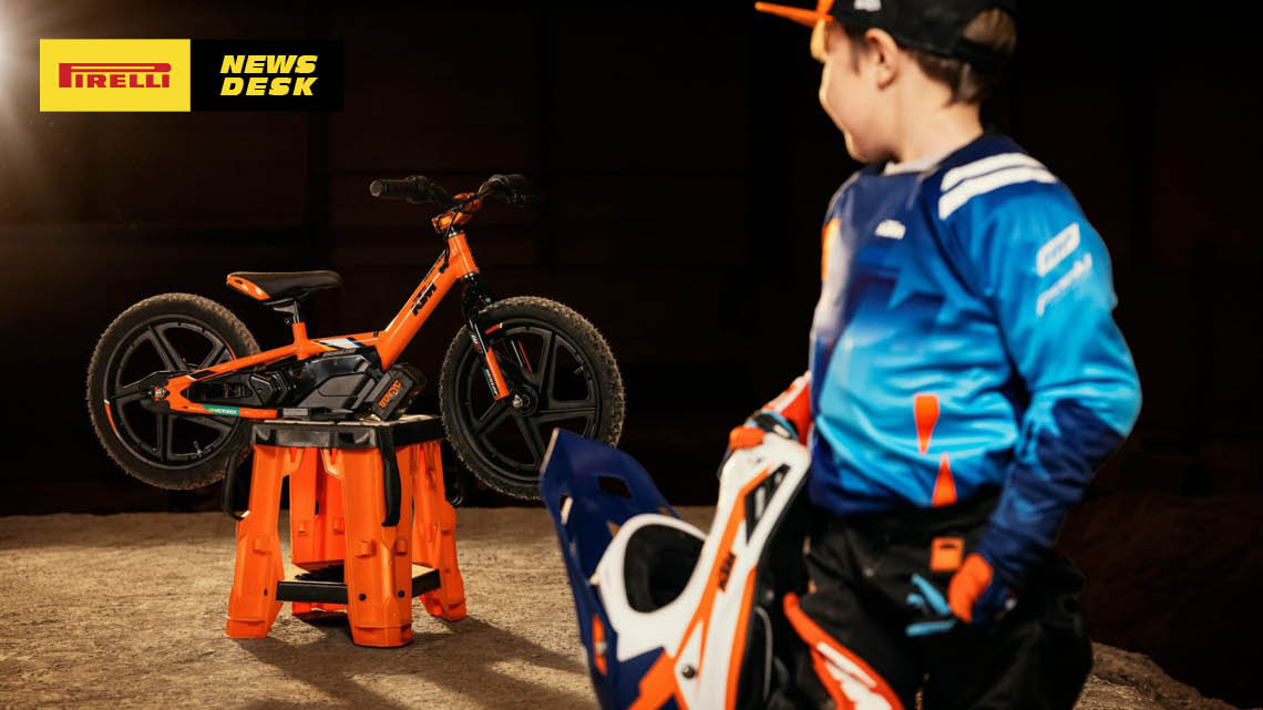 NEW KTM FACTORY REPLICA STACYC ELECTRIC BALANCE BIKES
