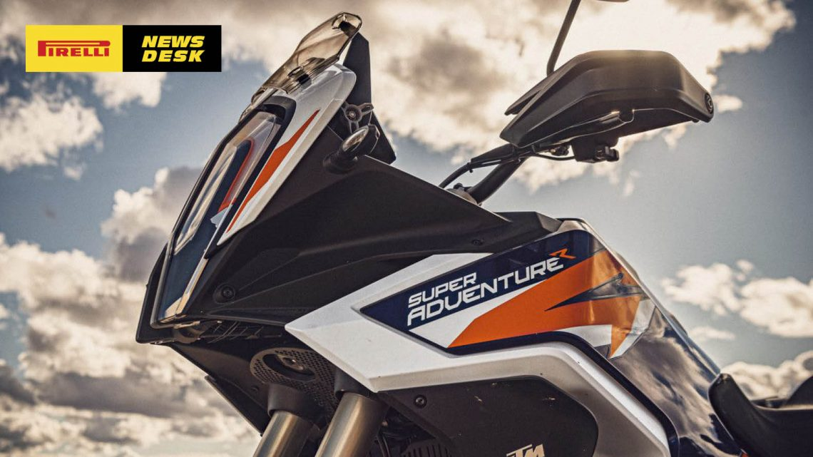 MEET THE ALL-NEW KTM 1290 SUPER ADVENTURE R