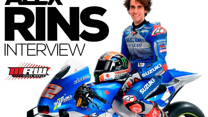 Alex Rins Interview