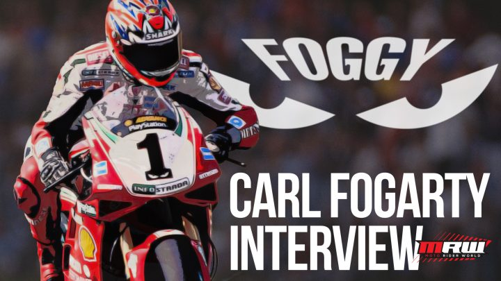 Carl Fogarty Interview